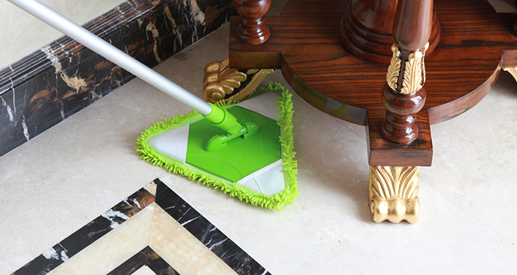 Beliebteste Hands Free Mikrofaser Twist Kreative Magic Floor Mop Reinigungsmop
