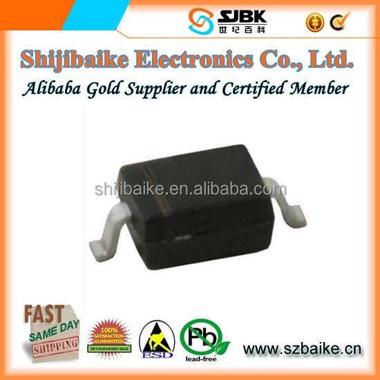 Original New Good Quality Hot Electronic Component Semiconductor BAT48JFILM(Rectifiers Single Diode Schottky 40V 350mA SOD-323)