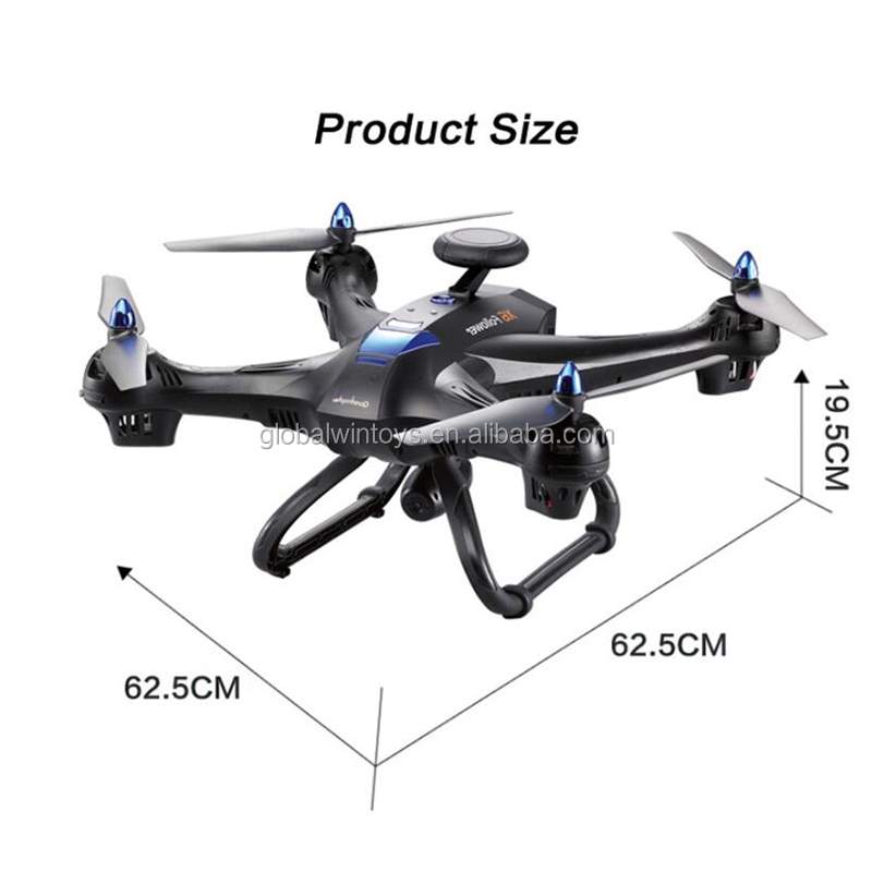X183 professional drone with 5.8G FPV real time images dual GPS hd camera altitude hold follow me function dron cheap price
