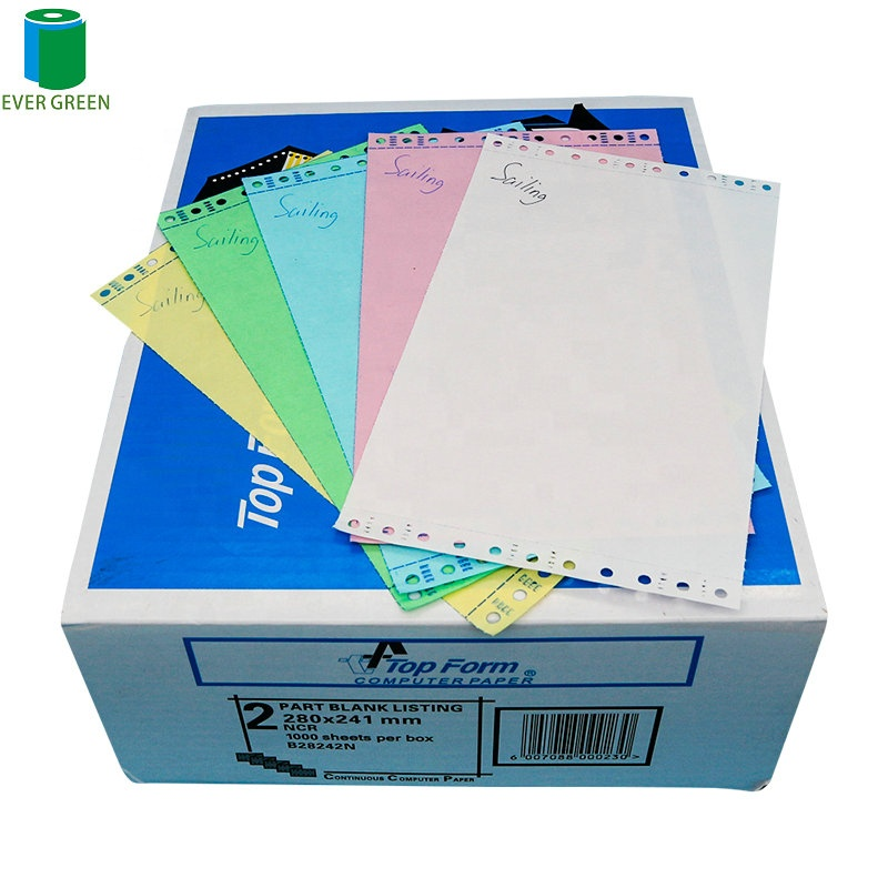 Hot sale Thermal Paper till rolls thermal paper rolls Carbonless paper