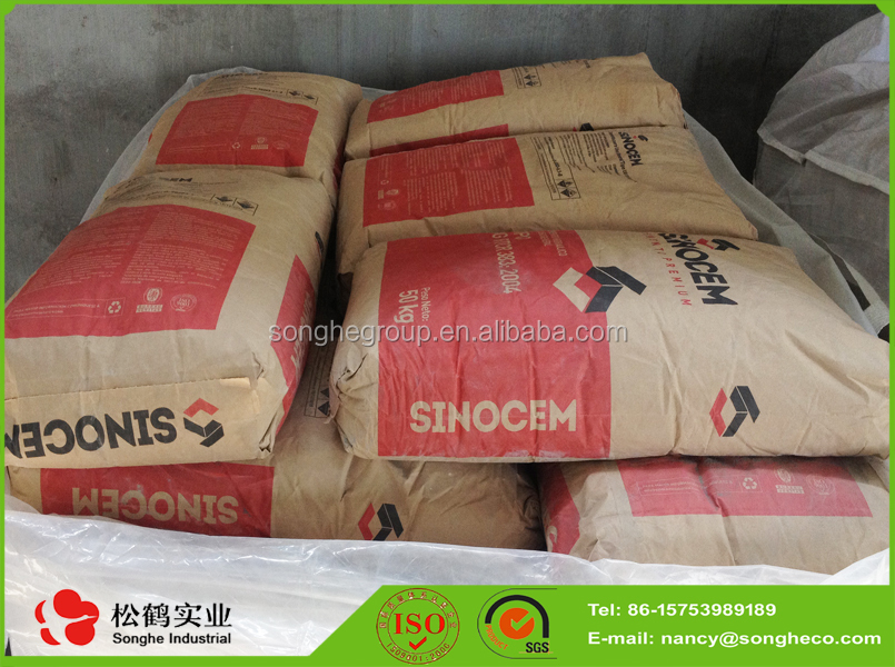 Grade 42.5 Ordinary Portland Cement, China grey cement with high quality