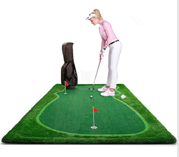 Portable Office Golf Putting Green Made In China