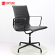 China factory custom color leather four fixed foot care staff chair used in office(FOH-F76-D)