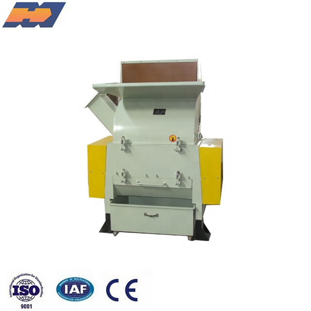 Hot koop PVC pijp verpletterende machine/plastic pijp crusher