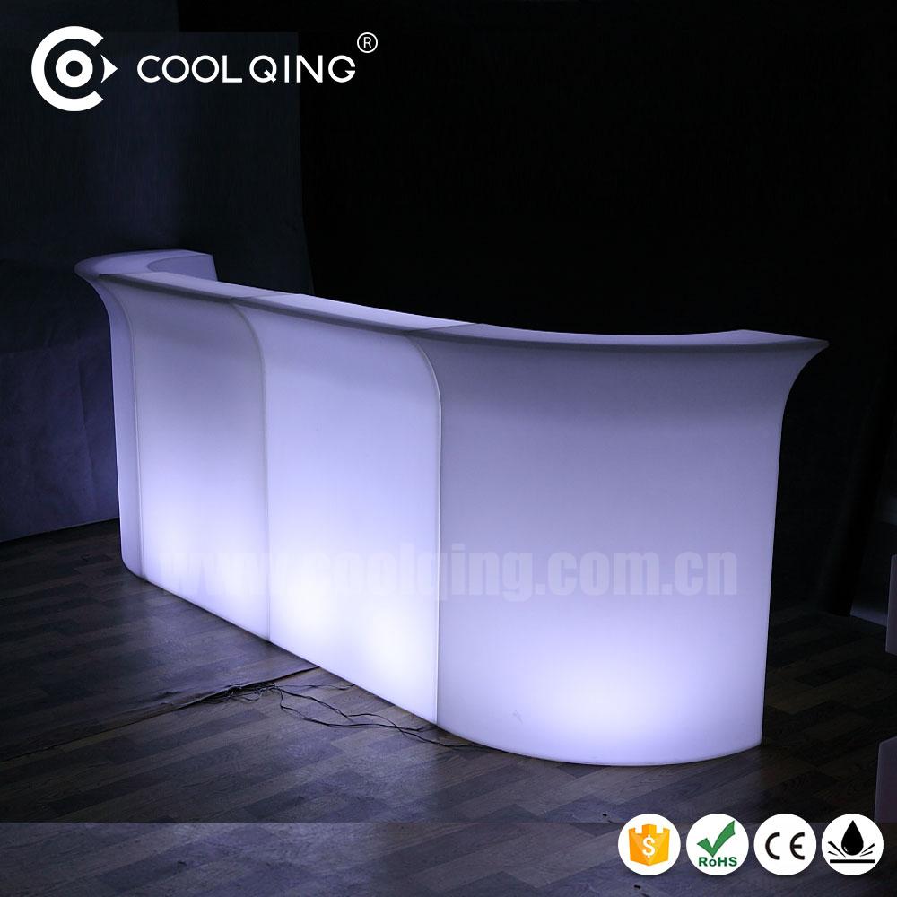 Cool Leuchtende Möbel Stehtische Moderne Hausbar Zähler Design