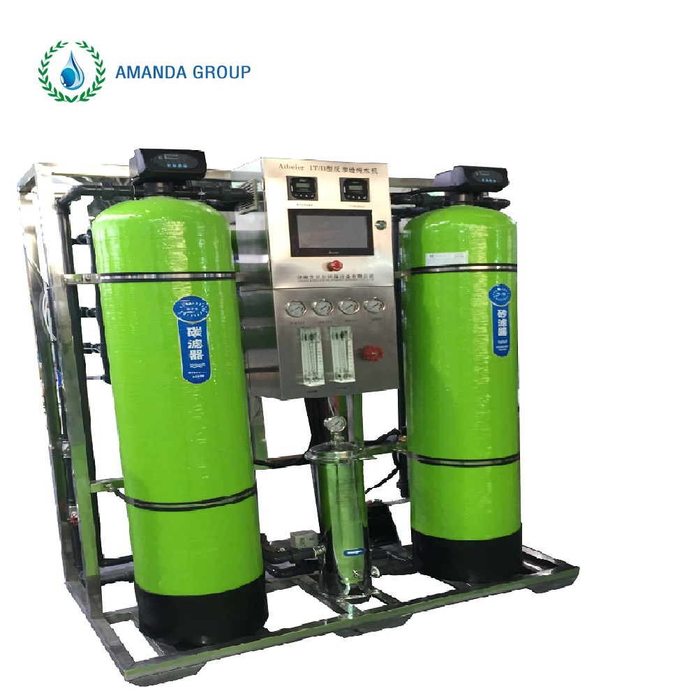5 Ton accurate dimension ro chemicals/ ro purifying water treatment plant
