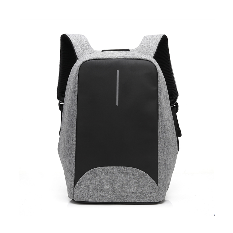 Men and women business anti theft 15 inch usb backpack students laptop travel bag