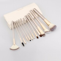 Demi 088 wholesale cheap 12pcs OEM professional multifunctional private label makeup foundation makeup tools makeup brush set