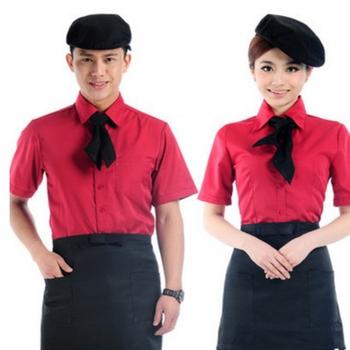 Uniform for waiter and waitress