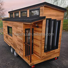 high quality modern european container tiny house plans on trailer