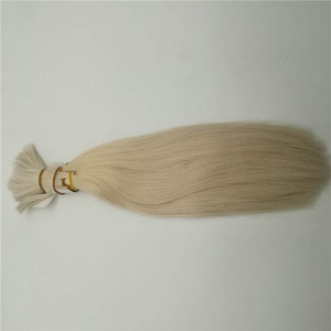 wholesale cheap indian hair bulk Good afro kinky bulk human synthetic hair bulk