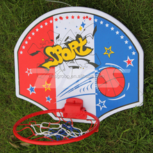 Mini plastick Basketball Hoop with Ball for Kids
