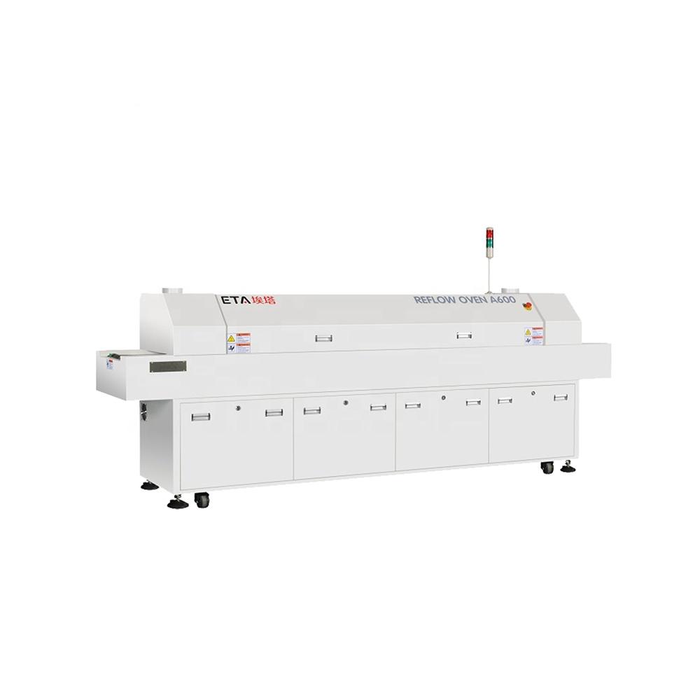 Automatic SMT Machine PCB Soldering Machine Reflow Oven