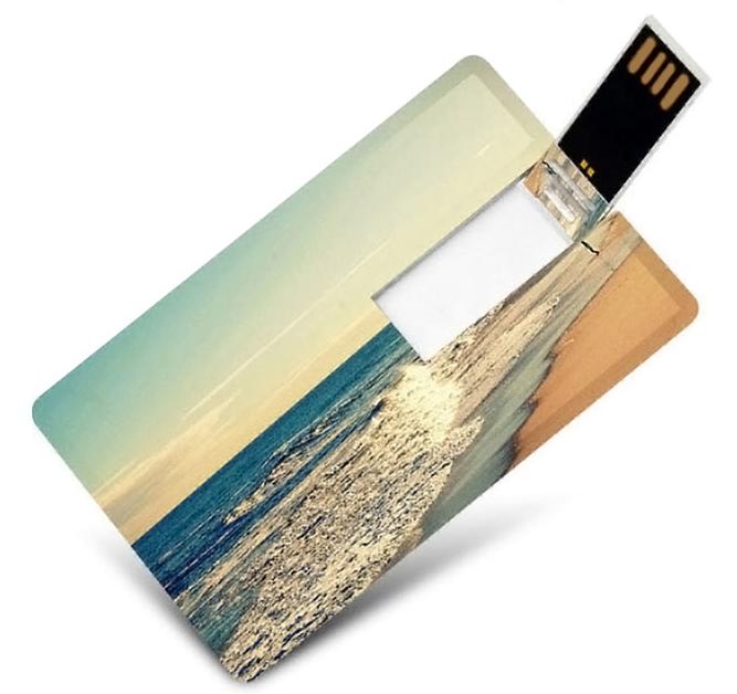 Top Ing Name Card Usb Flash Drive
