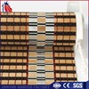 Latest design China supplier outdoor bamboo blinds and shades