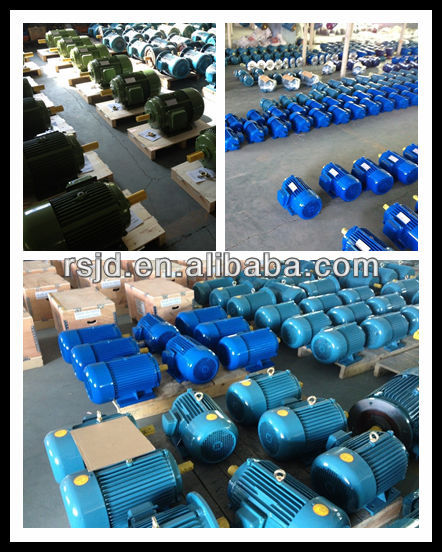 YCT motor electromagnetic speed adjustable motor
