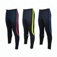 Men Soccer Pants Wholesale Uniforms Pants Custom Football Training Pants with high quality