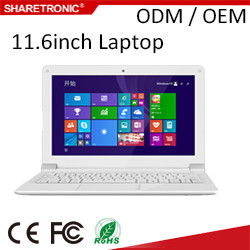 India loved OEM laptop computer 11.6 inch intel baytrail/cherrytrail CPU
