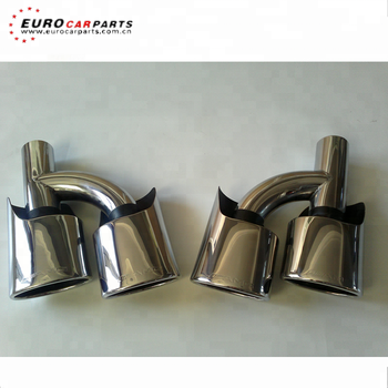 W204 C63 Exhaust Tips Fit For C-class W204 Style 2006 Year Up,Tips With  Logos - Buy C63 Exhaust Tips,W204 C63,07~ W204 C63 Product on Alibaba com