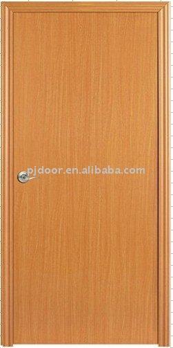 Superbe Fragant Plain Wooden Door Yhwf 118 With Iso.ce   Buy Wooden Door,Main  Entrance Wooden Doors,Wooden Single Door Designs Product On Alibaba.com
