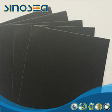 300~2450gsm uncoated black Card Board Paper Mill