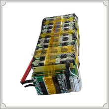 electric bike 18650 Lithium battery pack 37v 13.6AH