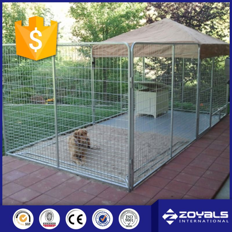 Outdoor-dog-kennel-designs