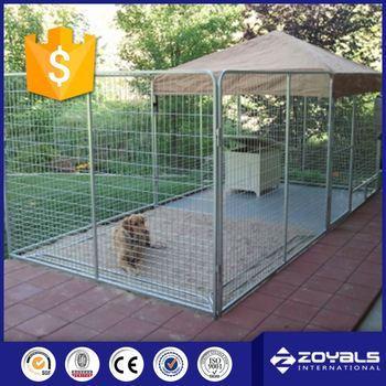 outdoor dog kennel designs