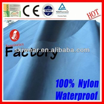 2015 Popular Waterproof Properties Of Nylon Fabric Buy