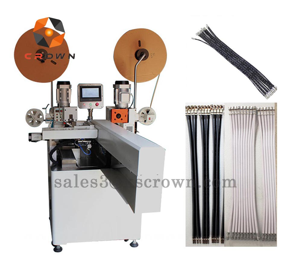 Connector Cable Crimping Machine Terminal, Connector Cable Crimping ...