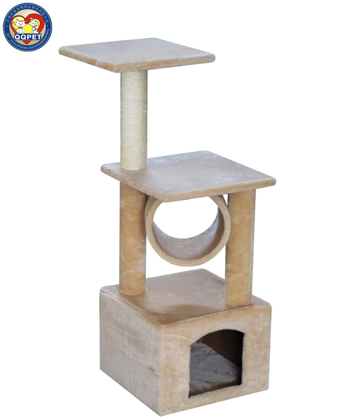 Casa do condomínio do gato, Cat Escalada Cat Tree Furniture Kittens Activity Tower