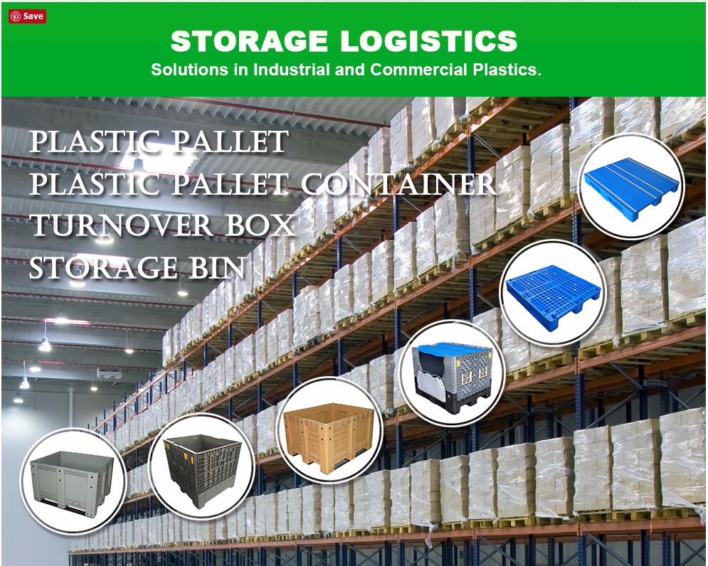 Competitive Price plastic pallet in logistic supplier