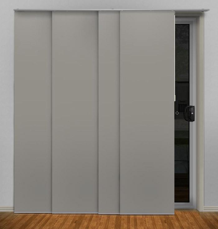 Hot Selling Sliding Glass Doors Internal Blinds Panel
