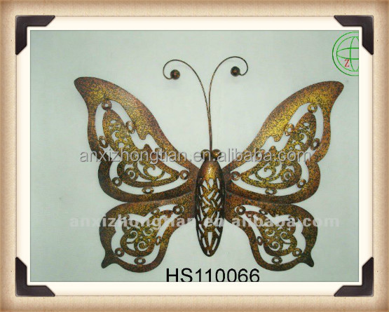 butterfly for home decoration and wall decor