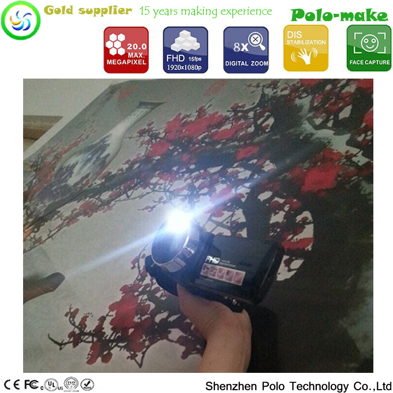 Genuine factory HDR Digital Handycam Camcorder Full HD 20MP