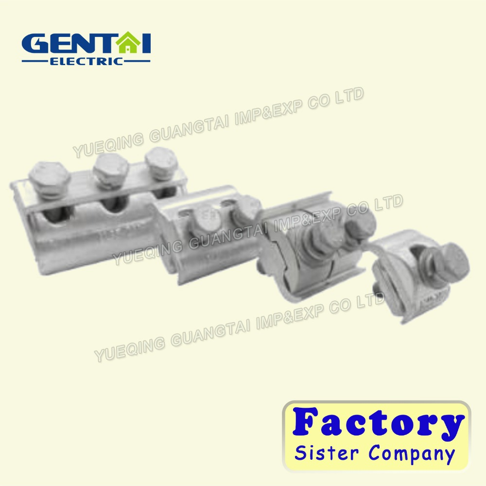 Bimetal PG Clamp CAPG Clamp/Bimetallic Type Parallel Groove Connectors For Cable Fittings