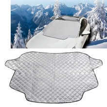 Dropshipping <span class=keywords><strong>Auto</strong></span> Voorruit Sneeuw Plus Katoen Voorruit Zonnescherm Winter <span class=keywords><strong>Auto</strong></span> Sneeuw Shield Cover