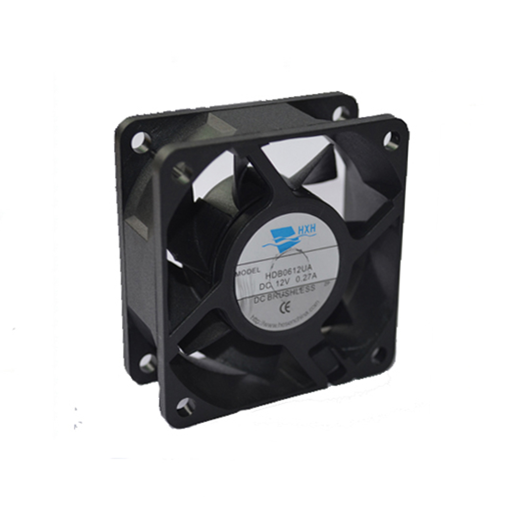 IP68 5v fan 60x60x25 60mm dc cooling waterproof fan