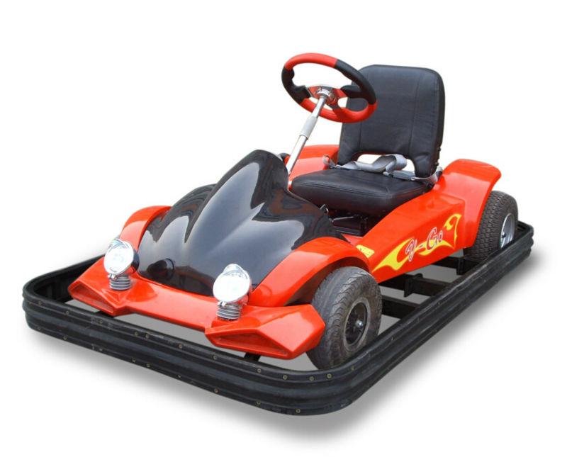 Kids Racing V-go Kart V-go Cruise With Safety Bumper - Buy V-go ...