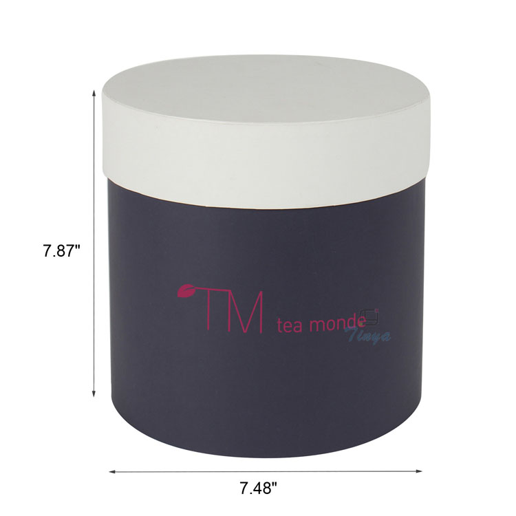 Cute round paper box template design buy round paper boxround cute round paper box template design pronofoot35fo Images