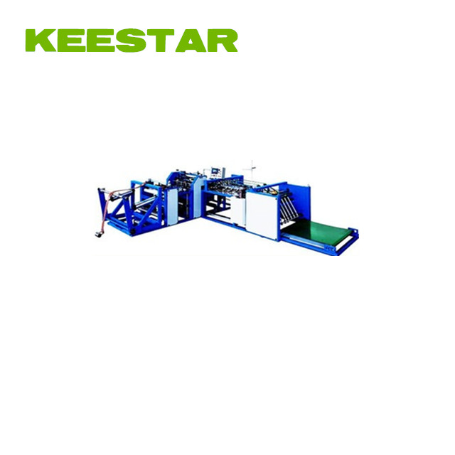 keestar 38WBSS pp valve cement bag woven sack making line