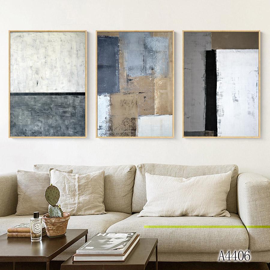 Vente Chaude Décorative Moderne Mur Art Toile Peinture À Lu0027huile Abstraite  Pour Salon