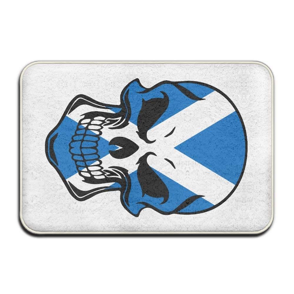 "SCT Scotland Scottish Oval car window bumper sticker decal 5/"" x 3/"""