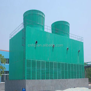 GFNS2 Concrete Frame Counter Flow big size cooling tower 4000 tons/h