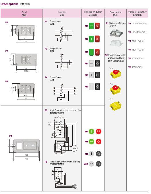 kedu kjd11 230v 400v three phase electric magnetic switch with ce kedu  switch wiring diagram