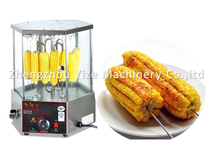 Commercial Double-deck Corn Oven / Grill Sweet Corn Machine / Corn Roaster - Buy Corn Oven ...