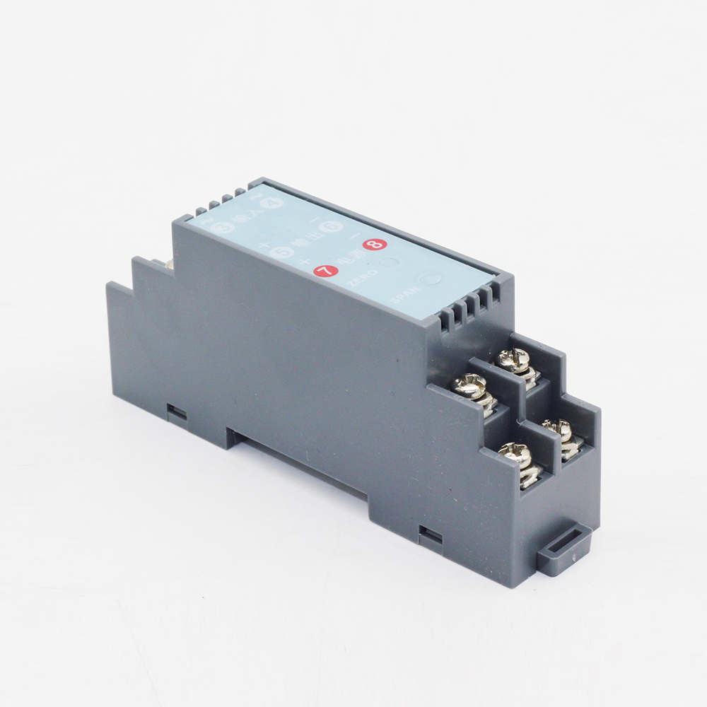 Factory price BST-I 1IN 1 OUT AC 0-5V 0-10V 4-20mA Current Transducer