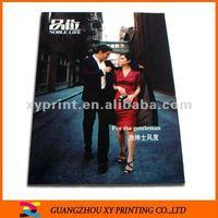 magazine or brochure design printing service