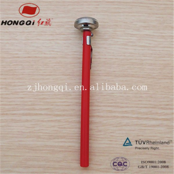 Temperature measuring Instruments pencil like thermometer probe