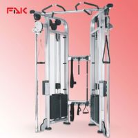 Sports Fitness Equipment China Dual Adjustable Pulley